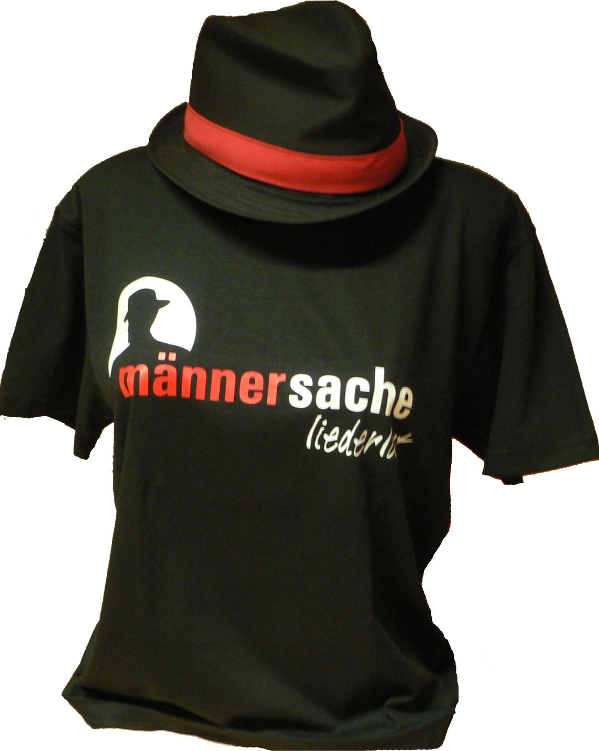 T-Shirt mit Flexdruck